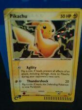 Pokemon pikachu e-card holo promo rare 012