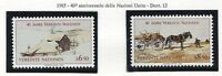 19339) UNITED NATIONS (Vienna) 1985 MNH** 40 Years UNO -