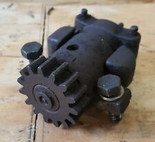 Antique Vintage Stover Ct Hit Miss Engine Governor Assembly