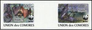 2009, Komoren, 2214+2215 U ZW, ** - 1681557