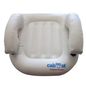 CABOOST Compact & Comfortable Inflatable Child Travel Car Booster Seat 6-12yrs