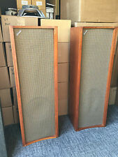Beyond RARE, Danish retro 70s MUSETTE slim Elac Alnico speakers