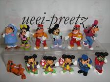 Auswahl Einzelfigur + Varianten Micky und seine tollen Freunde 1989 100% Ori.