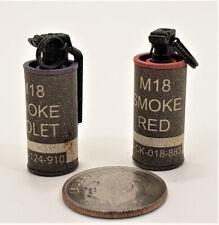 Ace 101st Airborne Sgt Popeye smoke grenades 1/6 toys soldier dragon Joe Vietnam