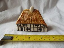 Tey Pottery England Handcrafted Miniature ??? cottage #1
