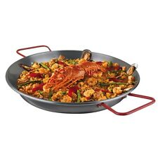 MageFesa Carbon on Steel 17' Paella Pan (8-10 servings)