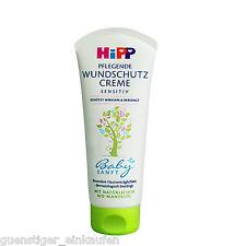 100ml Hipp Pflegende Wundschutz Creme Sensitiv beruhigt Bio Mandelöl Babysanft
