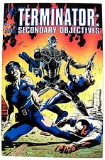 """THE TERMINATOR- SECONDARY OBJECTIVES"" Issue #2 (Aug, 1991) (Dark Horse Comics)"