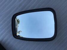 Universal Convex glass R1200 Mirror Head Fits 10-22mm Bracket Truck Bus Trailer