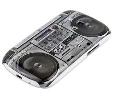 Schutzhülle f Samsung Galaxy S3 mini i8190 Tasche Case Hard Cover Radio Tape