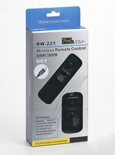 RW-221/UC1 Wireless Remote for Olympus XZ-1 E-P1 E-P2 E-P3 E-PL3 E-M5 E-PM1 OM-D