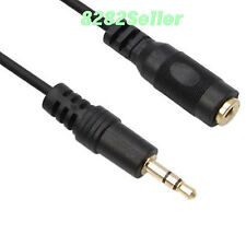 15FT 5M 3.5MM AUDIO STEREO HEADPHONE  EXTENSION CABLE