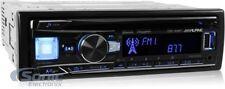 Alpine CDE-164BT Bluetooth CD/AM/FM Car Stereo w/ App Direct Mode & Siri