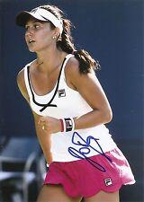 Jovana Jaksic Tennis 5x7 PHOTO Signed Auto