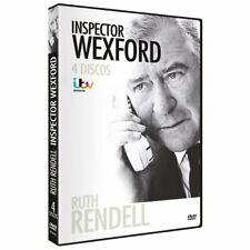 DVD Pack Inspector Wexford  Ruth Rendell - 1996/ 1998 / 2000 - George Baker,Chri