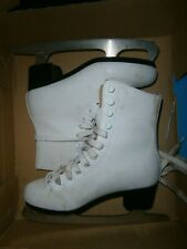 New listing Womans Figure Skates, Size 7R in Box