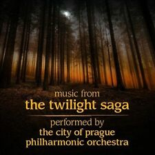 Music From the Twilight Saga (CD, Mar-2012, Silva Screen)