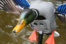 Mojo Outdoors King Mallard Drake Motorized Spinning Wing Flasher Decoy Duck New