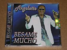 ANGELOTTO - BESAME MUCHO - CD SIGILLATO (SEALED)