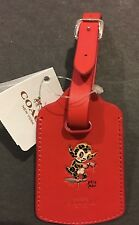 Coach X Baseman - Luggage Tag (Orange)