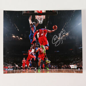 Chris Paul Signed Photo 8×10 Clippers – COA Steiner Sports