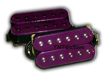 Dragonfire Guitars- SCREAMERS Humbucker Pickup SET Bridge&Neck HH Pickups PURPLE