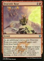 Draconic Roar FOIL | NM | Dragons of Tarkir | Magic MTG