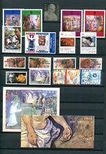 2003.VATICANO.AÑO COMPLETO 2003 + CARNET.NUEVOS.(MNH) 102 €