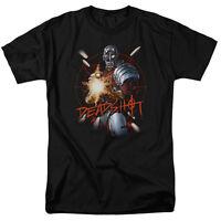 DEADSHOT Dead Shot DC Comics Licensed Adult T-Shirt All Sizes