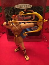 Hercules Disney Hallmark Keepsake Christmas Ornament New In Box