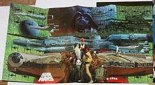1980 Japan Star Wars Empire Strikes Back Noriyoshi Ohrai Poster Original