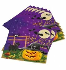 """SERVIETTE """"Halloween"""" - 20 pièces-Halloween Serviettes"""