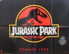 Jurassic Park Action Film Posters