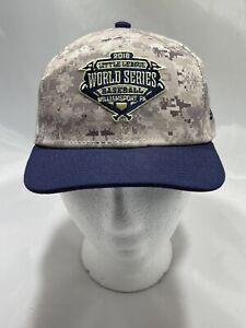Little League World Series 2018 Baseball Cap Hat Williamsport New Era Snap Back