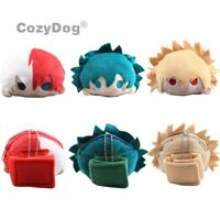 3X My Hero Academia Midoriya Izuku Todoroki Shouto Plush Hand Bag Wallet Cute