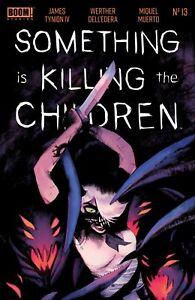 BOOM STUDIOS SOMETHING IS KILLING CHILDREN #13 MAIN COVER