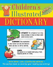 Children's Illustrated Dictionary, Author , Acceptable, FAST Delivery