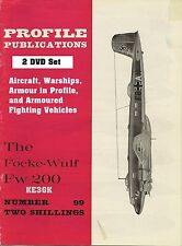 Profile Publications *Aircraft * Warships * Armour * AFV * DVD * PDF