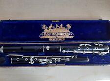 Antique italian flute Agostino Rampone flauto antico 1800 querflote