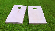 FREE SHIPPING Non Painted Finished 2x4 Frame Cornhole Boards   Corn Hole   Bags