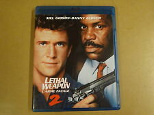 BLU-RAY / LETHAL WEAPON 2 / L'ARME FATALE 2 ( MEL GIBSON, DANNY GLOVER )
