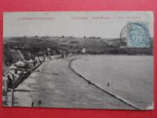 LE LÉGUÉ - SAINT-BRIEUC  :  La Plage Saint-Laurent.......VO.1905.