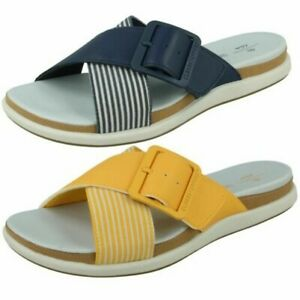 Ladies Cloudsteppers By Clarks Casual Sandals 'Eliza April'