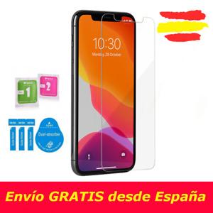 Protector Pantalla Cristal Templado Dureza 9H iPhone 11 -11 Pro -11 pro MAX