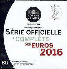 Frankrijk - BU set 2016