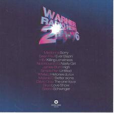 PROMO CD--WARNER RADIO NEWS 2006--MADONNA-MELANIE C --SEEED--HIM-- 11TRACKS