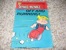 Dennis the Menace Bonus Magazine #161 (Fawcett, 1977) – 52 Pages! – VG