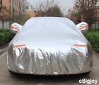 Aluminum Foil Car Covers Rain SunProof for All BMW Cars M3 X1 /2/3/4/5/6/7Series