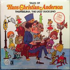 Hans Christian Anderson - Thumbelina & Ugly Duckling LP New Sealed Q 16224