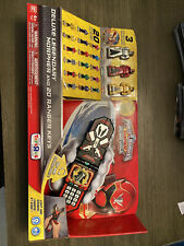 BANDAI Power Rangers Super Megaforce Deluxe Legendary Morpher and 20 Ranger Keys
